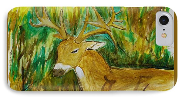 Buck Of A Lifetime IPhone Case
