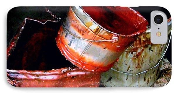 Buckets IPhone Case by David Gilbert