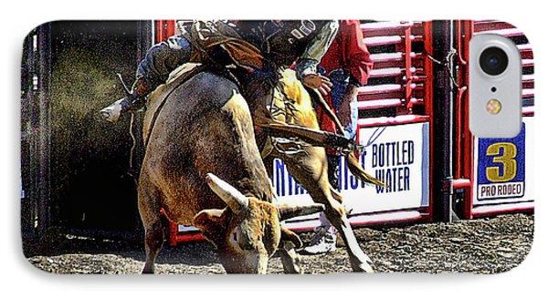 Buckin Bull Photograph By Ron Roberts