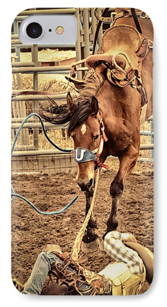 Bucking IPhone Case