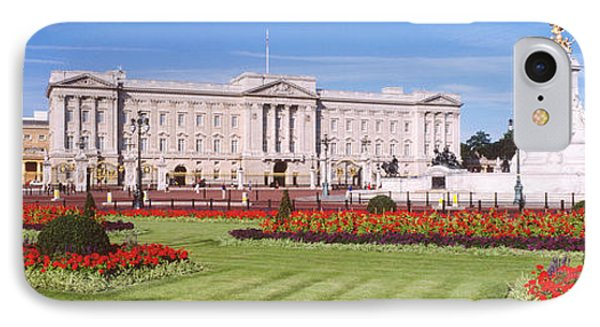 Buckingham Palace, London, England IPhone Case by Panoramic Images