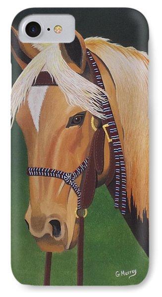 Buckskin Horse IPhone Case