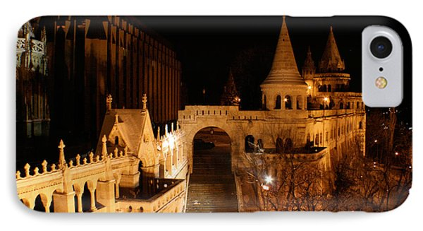 IPhone Case featuring the photograph Budapest At Midnight by Jon Emery