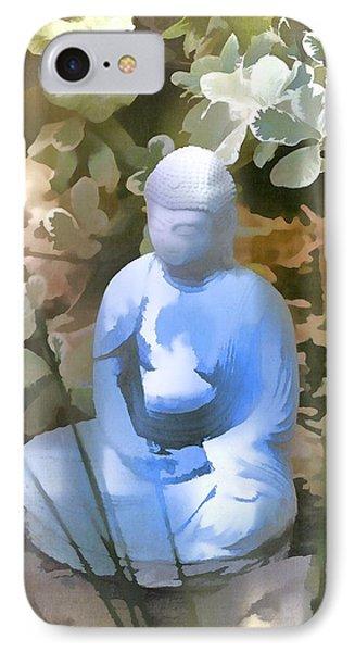 Buddha 3 Phone Case by Pamela Cooper