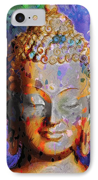 Buddha IPhone Case by David Klaboe