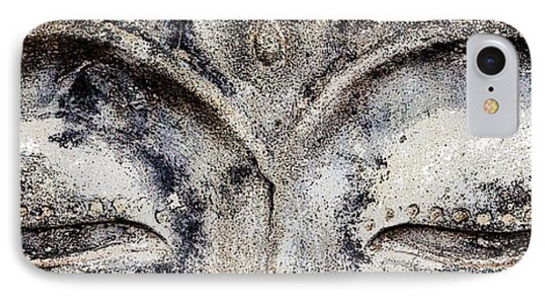 IPhone Case featuring the photograph Buddha Eyes by Roselynne Broussard