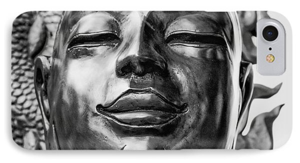 Buddha Smile Phone Case by Dean Harte