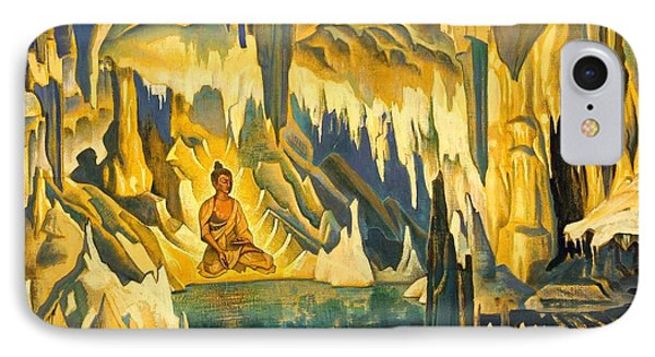 Buddha The Winner IPhone Case