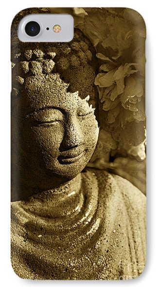 IPhone Case featuring the photograph Buddha's Kiss by Catherine Fenner
