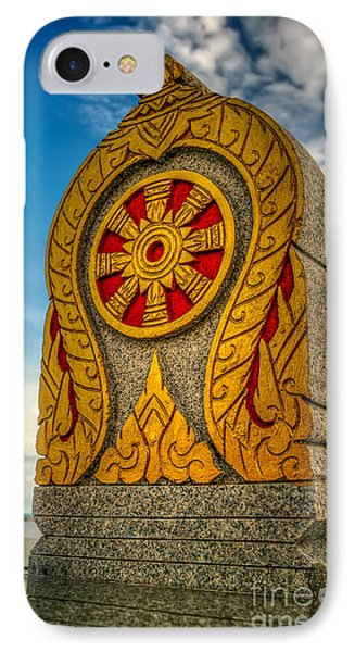 Buddhist Icon IPhone Case