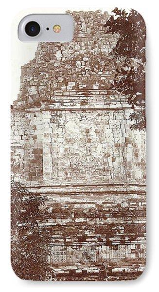 Buddhist Temple Mendut, Woodbury & Page IPhone Case by Artokoloro