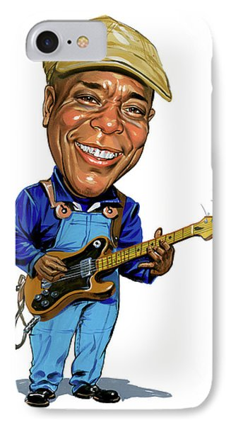 Buddy Guy IPhone Case by Art