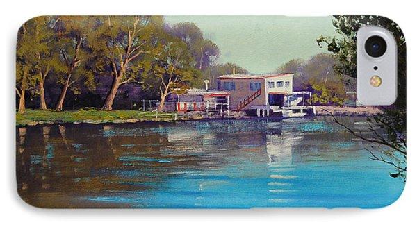 Budgewoi Creek IPhone Case by Graham Gercken