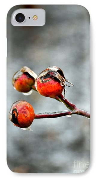 Buds On Ice IPhone Case