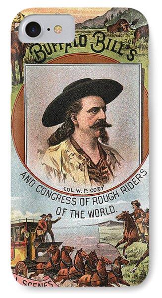 Buffalo Bills Wild West Phone Case by Unknown