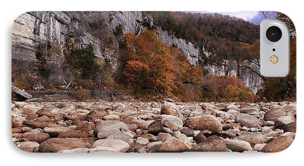IPhone Case featuring the photograph Buffalo River by Renee Hardison