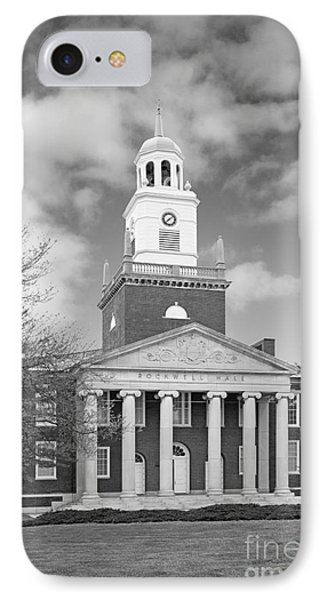 Buffalo State College Rockwell Hall Phone Case by University Icons