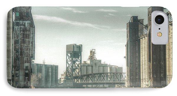 IPhone Case featuring the photograph Buffalo's Old First Ward by Jim Lepard