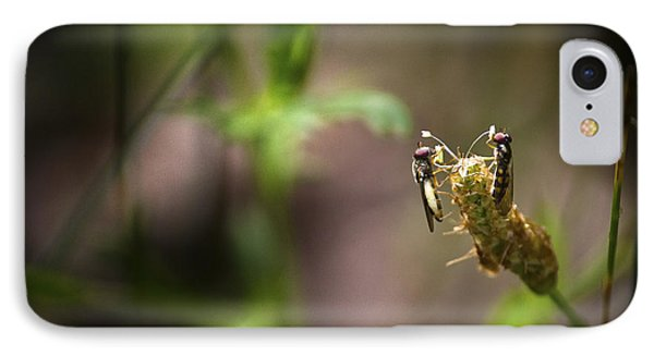 Bug Love IPhone Case