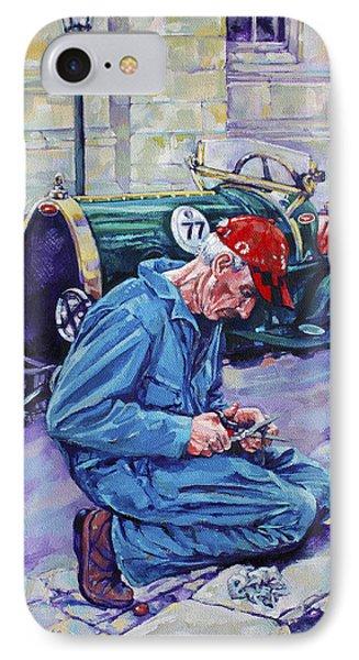 Bugatti-angouleme France IPhone Case by Derrick Higgins