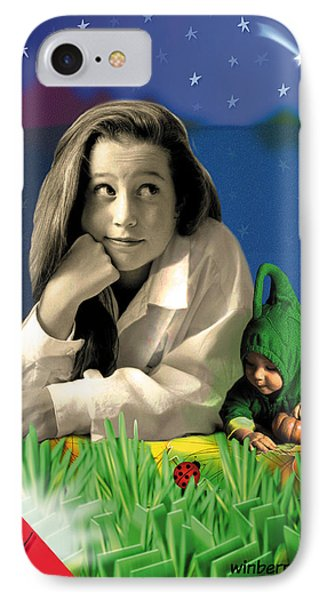 Bugs To Stars Phone Case by Bob Winberry
