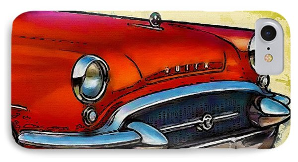 Buick Automobile Phone Case by Robert Smith