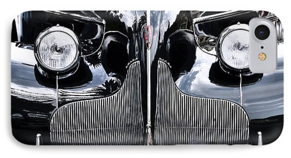 Buick Eight IPhone Case by Goyo Ambrosio