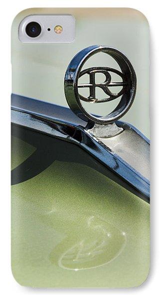 Buick Riviera Hood Ornament Phone Case by Jill Reger