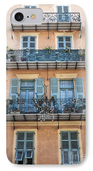 Building With Balconies IPhone Case by Elena Elisseeva
