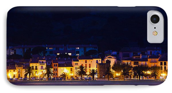 Buildings At The Waterfront, Collioure IPhone Case by Panoramic Images