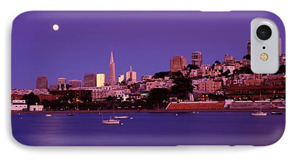 Buildings At The Waterfront, San IPhone Case by Panoramic Images