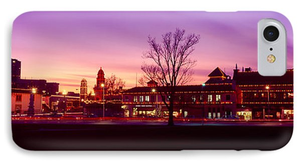 Buildings In A City, Country Club IPhone Case