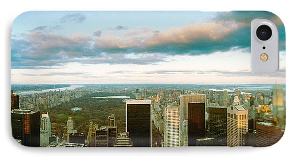 Buildings In A City, Empire State IPhone Case by Panoramic Images