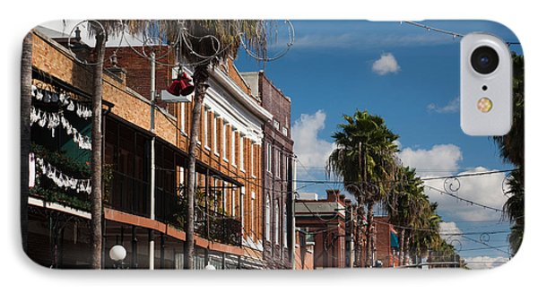 Buildings In A City, La Septima, East IPhone Case by Panoramic Images