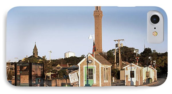 Buildings In A City, Provincetown, Cape IPhone Case by Panoramic Images