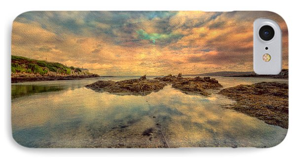 Bull Bay IPhone Case by Adrian Evans