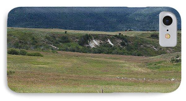 IPhone Case featuring the photograph Bull Elk In Velvet Ver 2 by Daniel Hebard