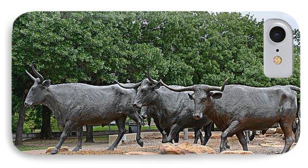 Bull Market Phone Case by Christine Till