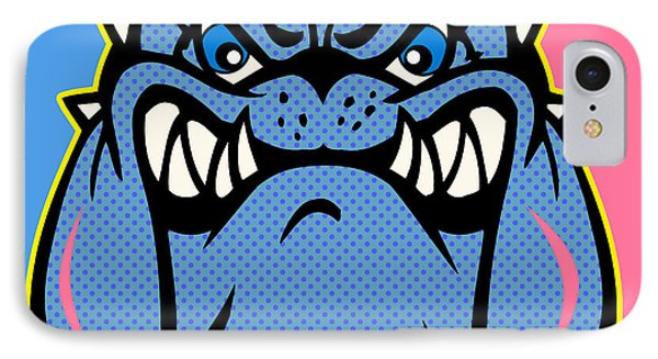 Bulldog 5 IPhone Case
