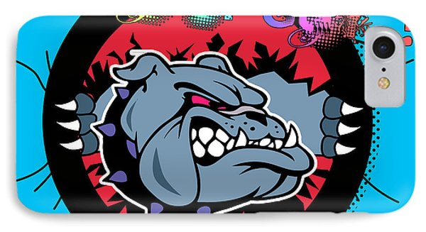Bulldog 6 IPhone Case