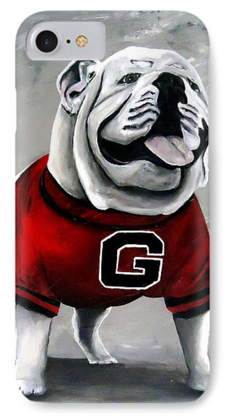 Uga Bullog Damn Good Dawg IPhone 7 Case