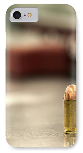 Bullet Art 2 IPhone Case by Artist and Photographer Laura Wrede