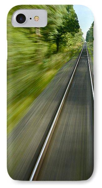 Bullet Train IPhone Case