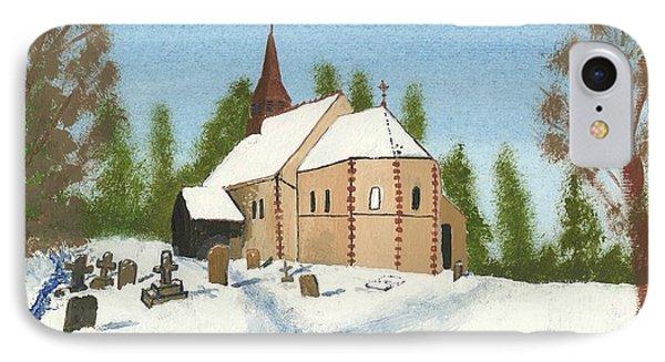 Bulley Church IPhone Case by John Williams