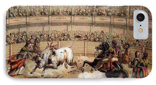 Bullfight IPhone Case