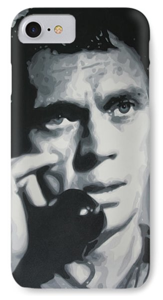 Bullitt 2013 IPhone Case by Luis Ludzska