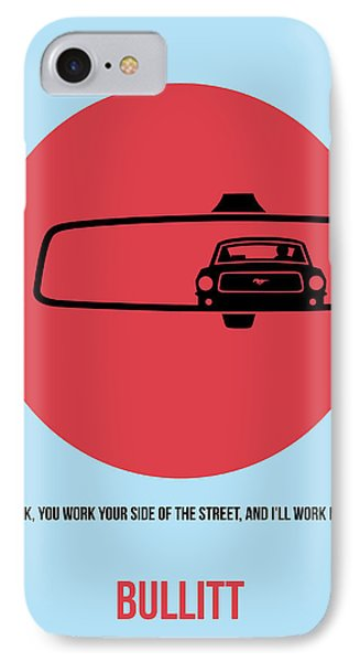 Bullitt Poster 1 IPhone Case