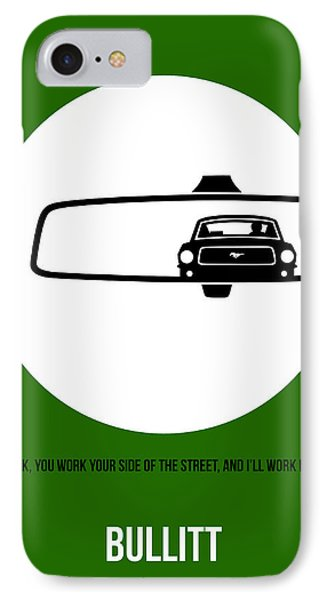 Bullitt Poster 2 IPhone Case