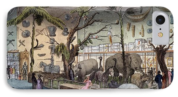 Bullocks Museum, 22 Piccadilly, London IPhone Case