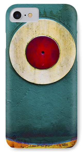 Bullseye IPhone Case by Skip Hunt
